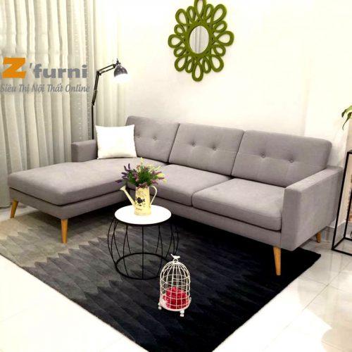 Sofa góc nhỏ đẹp M20