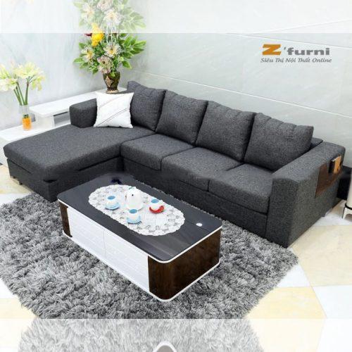 Sofa góc nhỏ đẹp M14