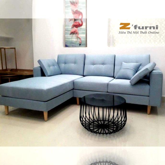 Sofa góc nhỏ đẹp M26