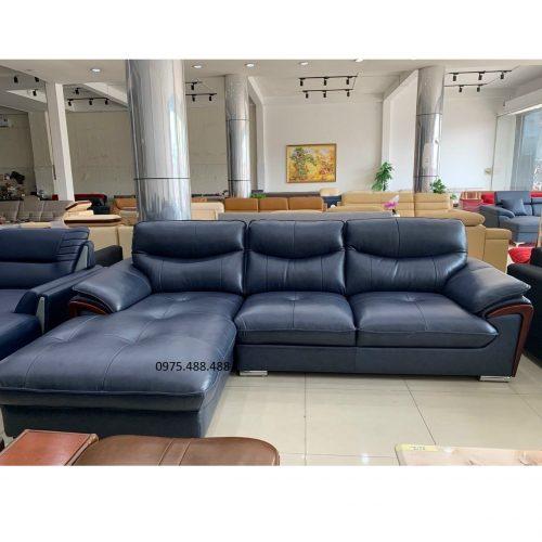 Sofa da bò nhập khẩu Zfurni M59