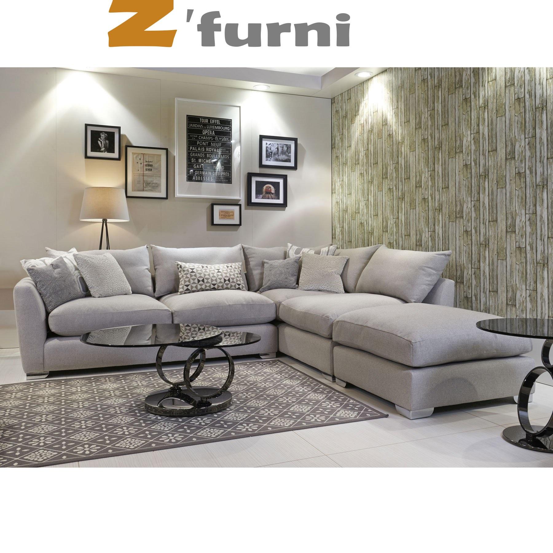 Ghế Sofa góc phòng khách M79