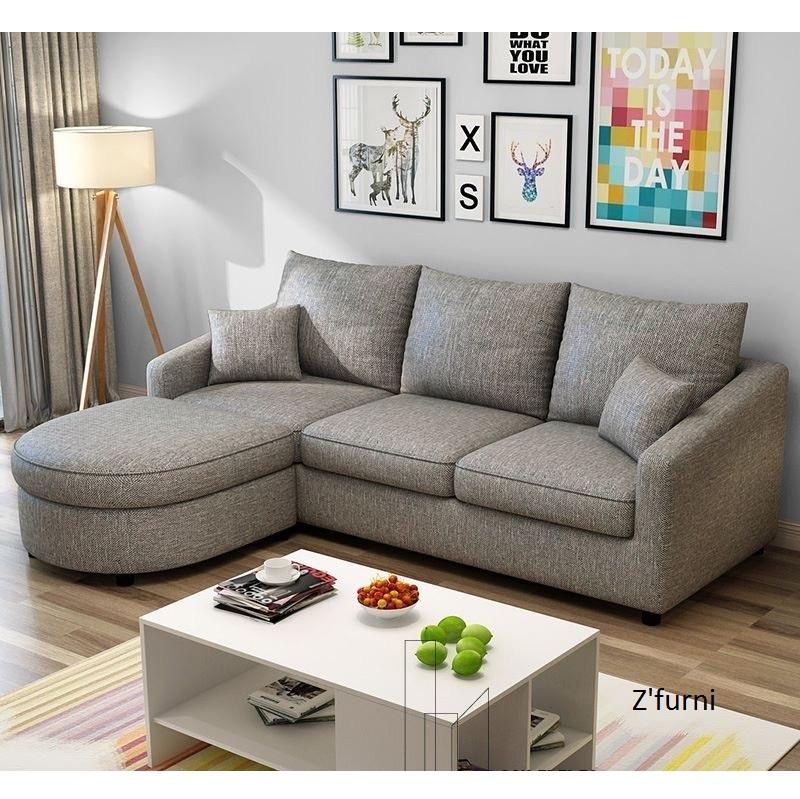 Ghế Sofa góc phòng khách M65