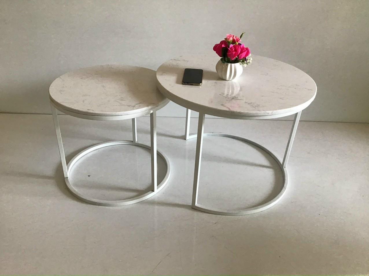 Bàn trà sofa M90 mẫu mới 2021