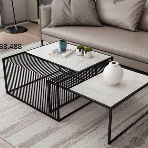 Bàn trà sofa M93 mẫu mới 2021