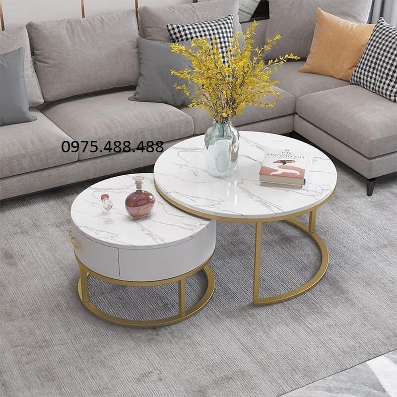 Bàn trà sofa M94 mẫu mới 2021