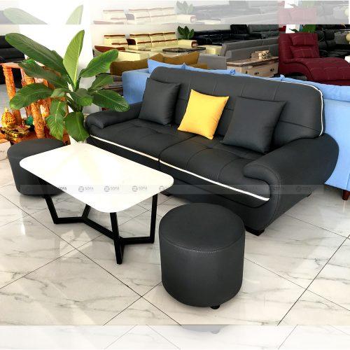 Sofa văng da cao cấp ZB181